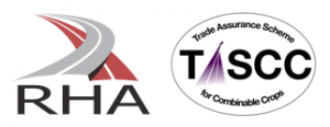 RHA & TASCC Accredited